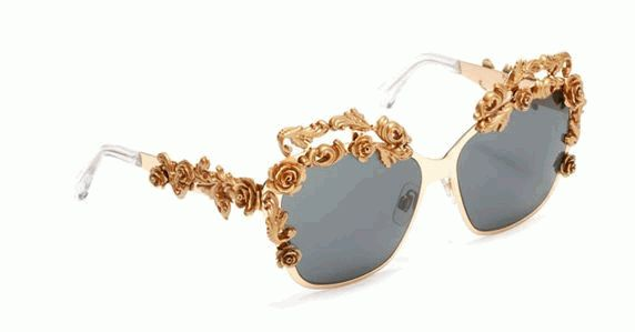 очки,аксессуары,тренды,Dolce%26Gabbana,осень 2012