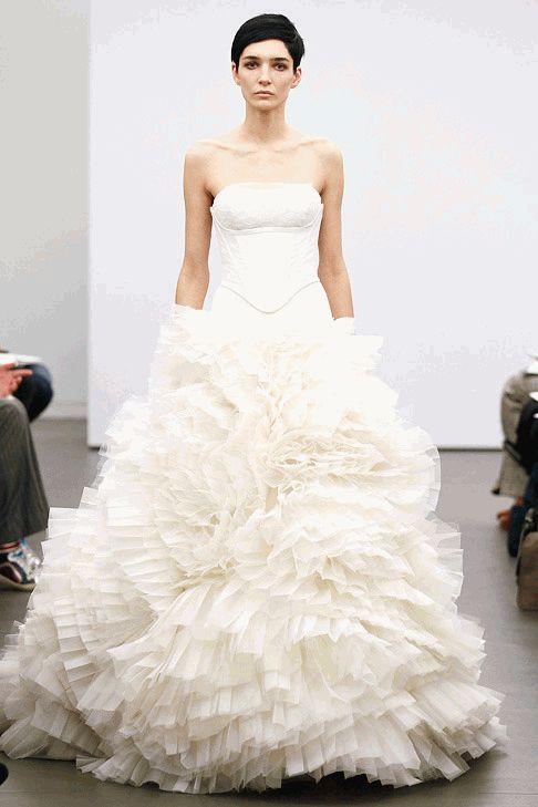 свадебное платье,тренды