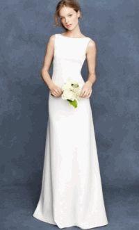 J.Crew,свадебное платье