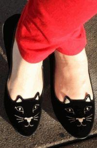 Charlotte Olympia,обувь,стиль звезд