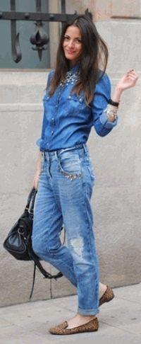 джинсы,стиль