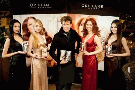 oriflame,краска для волос