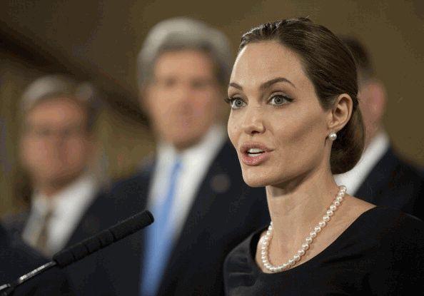 Анджелина Джоли,рак груди