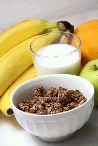здоровое питание,завтрак