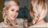 прически,длинные волосы
