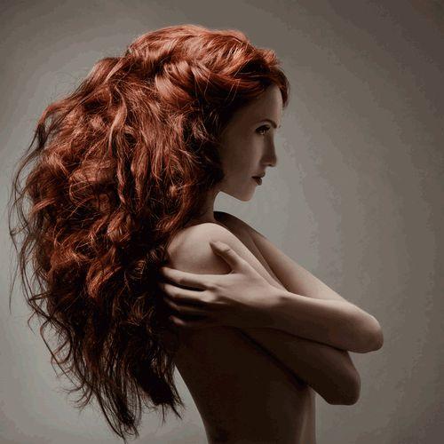 исследование,рыжие волосы,рыжие