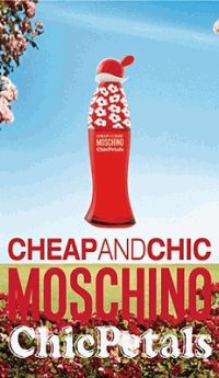 Moschino,ароматы