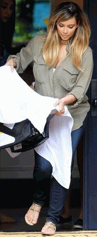 Ким Кардашьян,блондинка
