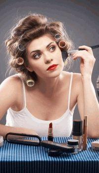 макияж,омоложение макияж