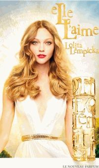 Lolita Lempicka,Elle L%27aime,Саша Пивоварова,духи
