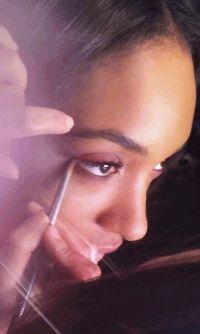 Burberry,весна-лето 2014,макияж,тренды