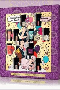 Benefit,Countdown To Love Advent Calendar,новый год