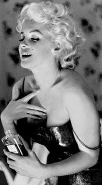 мэрилин монро,Chanel No.5,духи,видео