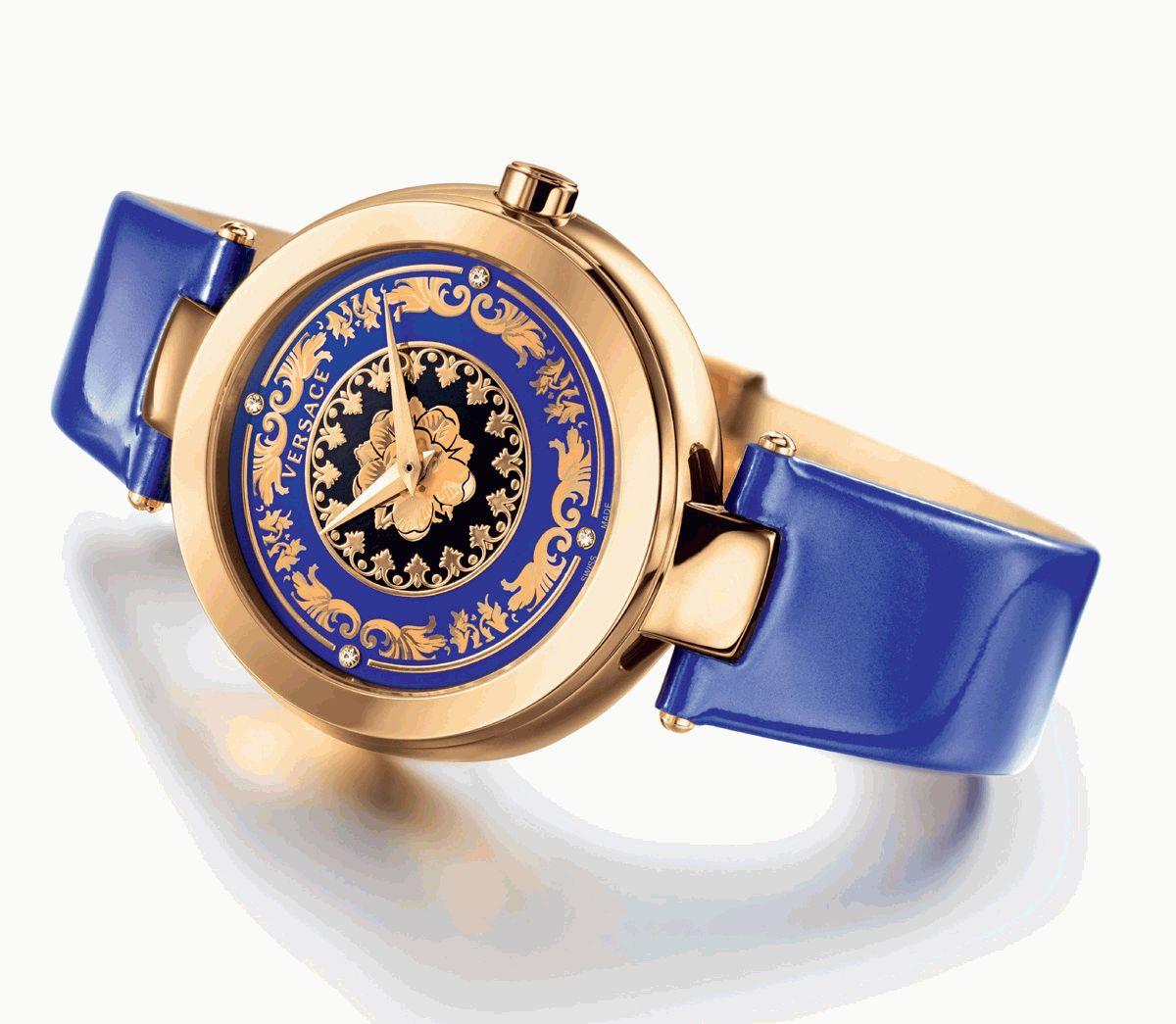 часы,Versace,коллекция
