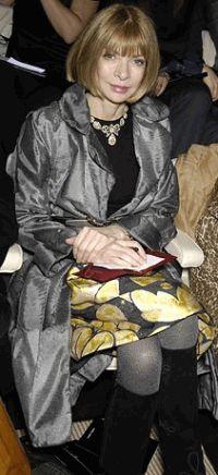 анна винтур,мода