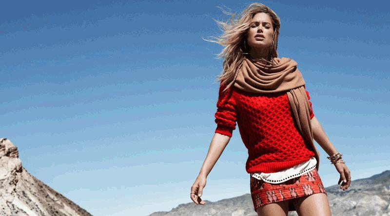 мода,стиль,коллекция,бренд,лицо бренда,Даутцен Крус