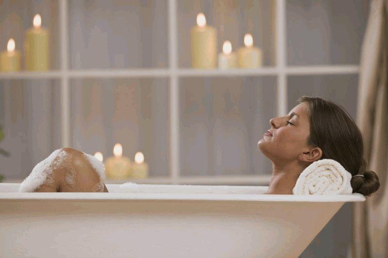 Прогревающие процедуры в домашних условиях