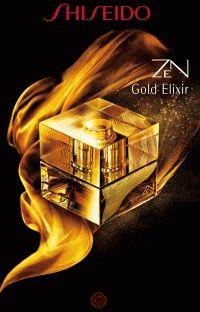 Zen Gold Elixir,Shiseido,аромат