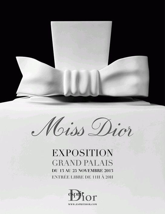 Miss Dior,выставка