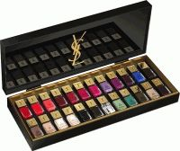 YSL,La Laque Couture Colour Collection,лак для ногтей