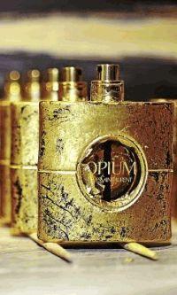 YSL,Opium,лимитированный выпуск,аромат