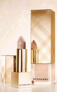 burberry,Golden Light,макияж,рождество