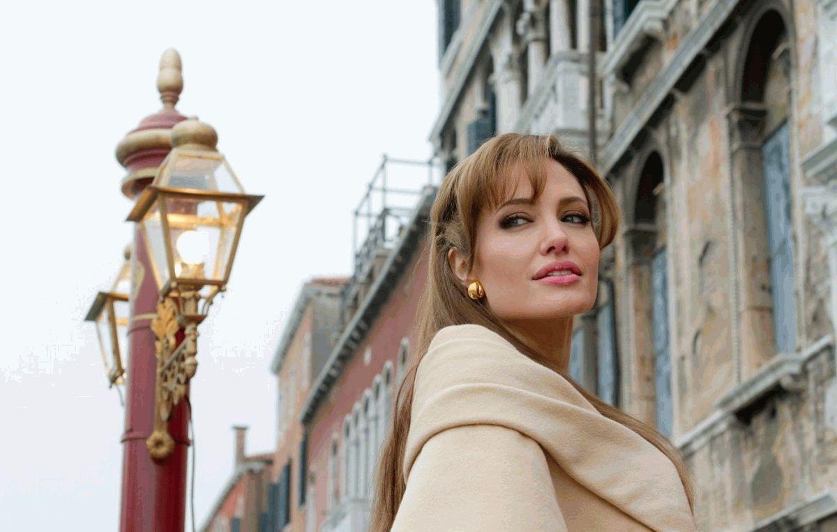 Анджелина Джоли,Оскар,премия,брэд питт,Джин Хершолт,киноакадемия