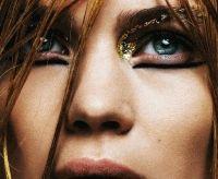 Twenty6 Magazine,фотоприцел,золотой макияж