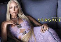 леди гага,фото,2014,Versace