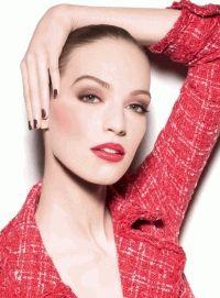 chanel,Notes du Printemps,весна 2014,макияж,Ванесса Аксенте