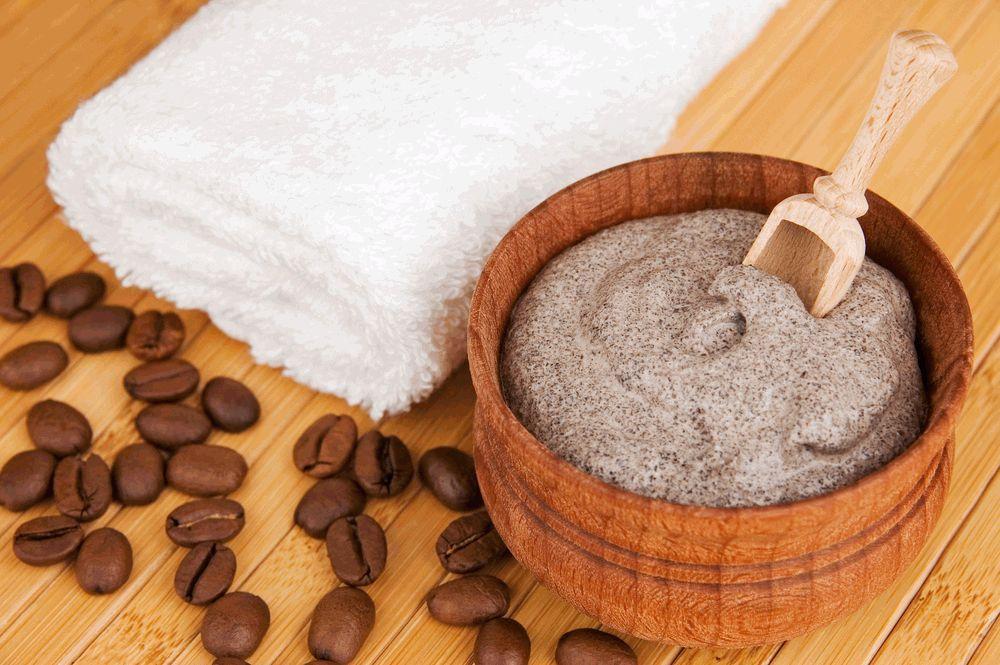 кофе,косметология,домашние рецепты,маска,обертывание,целлюлит,уход,кожа,волосы,скраб для тела