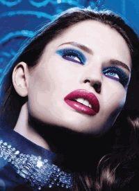 L%27Oreal Paris,Million Carats Collection,новый год,новогодний макияж,Бьянка Балти