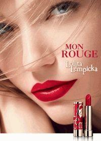 Lolita Lempicka,Mon Rouge,помада
