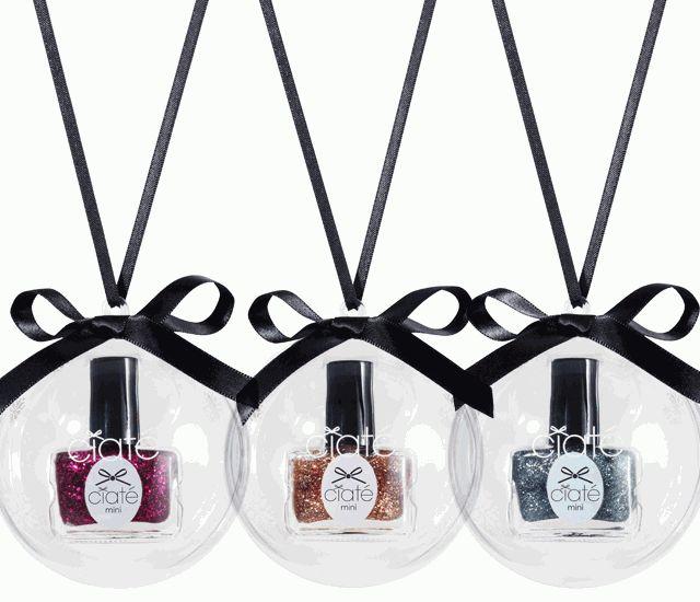 Ciaté,лак для ногтей,рождественская коллекция,Tree Trinkets