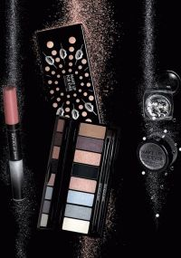 Make Up For Ever,Midnight Glow Collection,макияж,новый год