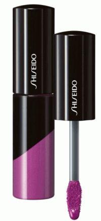 shiseido,Shiseido Lacquer Rouge,блеск для губ,лиловый,фиолетовый