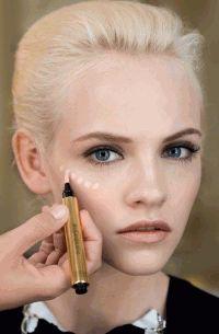 Touche Eclat YSL,корректор,консилер,макияж,видео