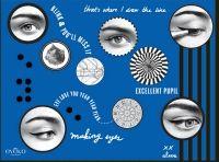 алекса чанг,макияж кошачий глаз,Eyeko,макияж глаз,видео