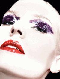 Дарио Кателлани,глянцевый макияж,глянцевые тени,блестящий макияж,фотоприцел