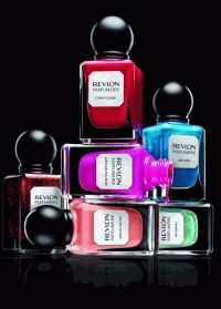 Revlon,Revlon Parfumerie,парфюмированные лаки,лак для ногтей,маникюр