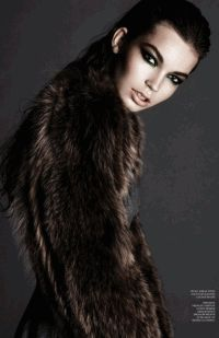 Factice Magazine,макияж,макияж кошачий глаз,фотоприцел,тренд