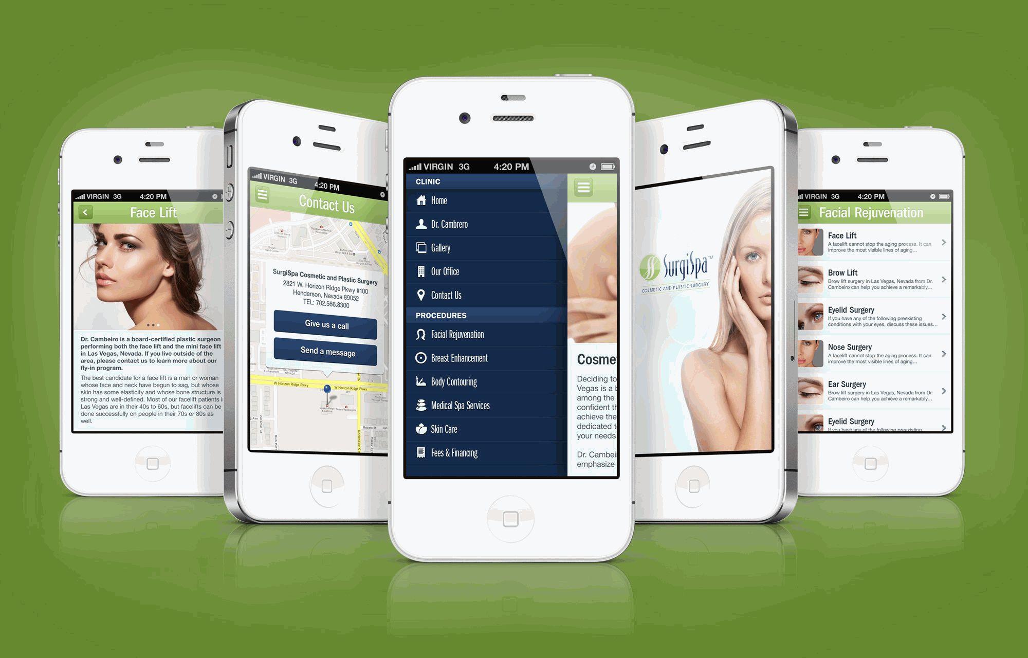 виртуальная пластическая хирургия,пластическая хирургия,мобильное приложение,технологии