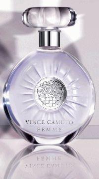Vince Camuto Femme,Vince Camuto,женские духи,аромат,Винсе Камуто,Ингуна Бутане,Генри де Монклин,парфюмер Адриана Медина