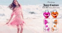 Juicy Couture,Malibu Collection,ароматы,карли клосс