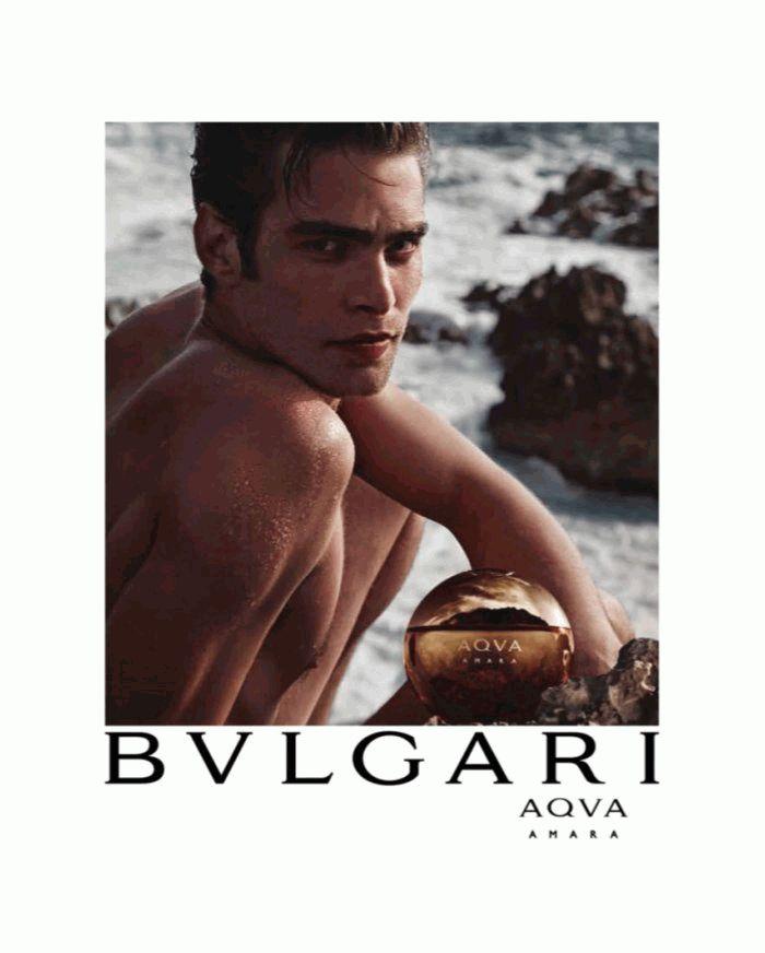 Aqua Amara Bvlgari,Bvlgari,рекламная кампания,видео,Джон Кортахарена,Марио Сорренти