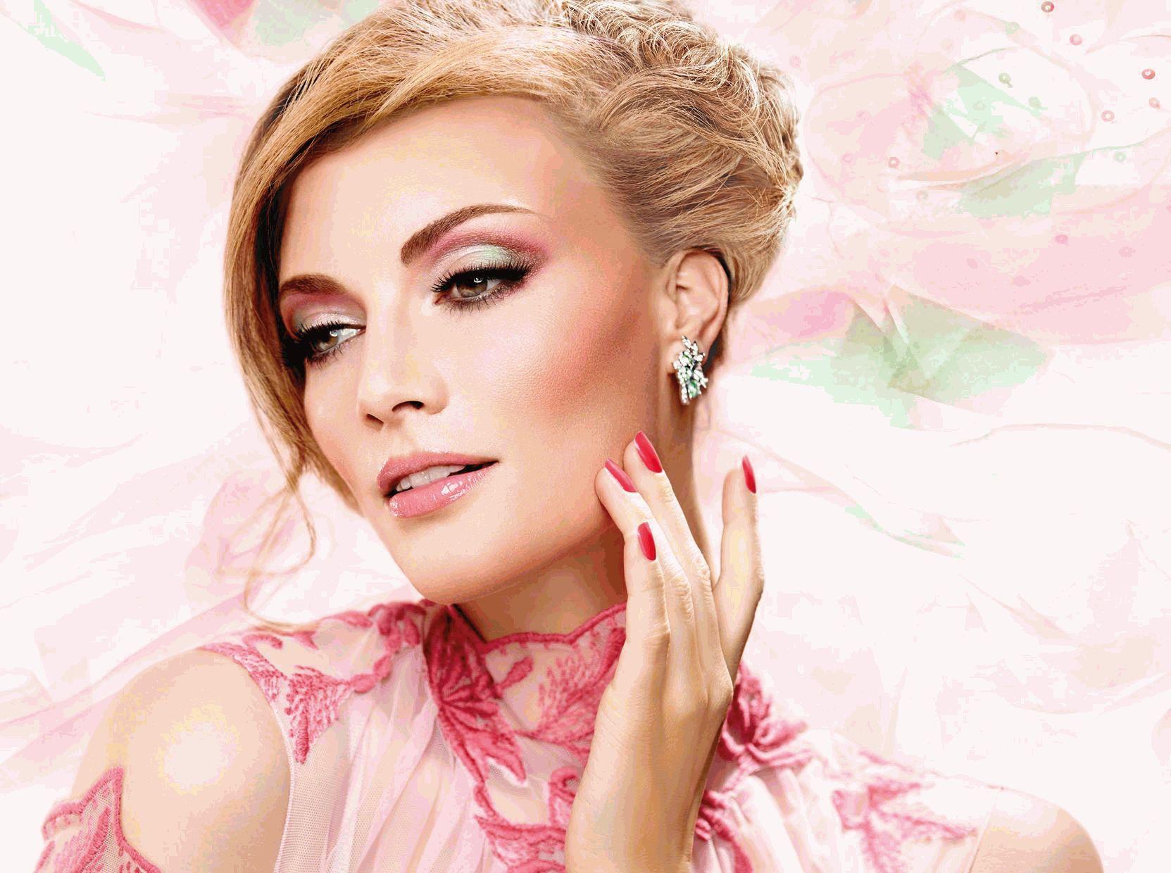 Make Up Factory,весна 2014,весна-лето 2014,цвет 2014 года,макияж,Pantone,Radiant Orchid