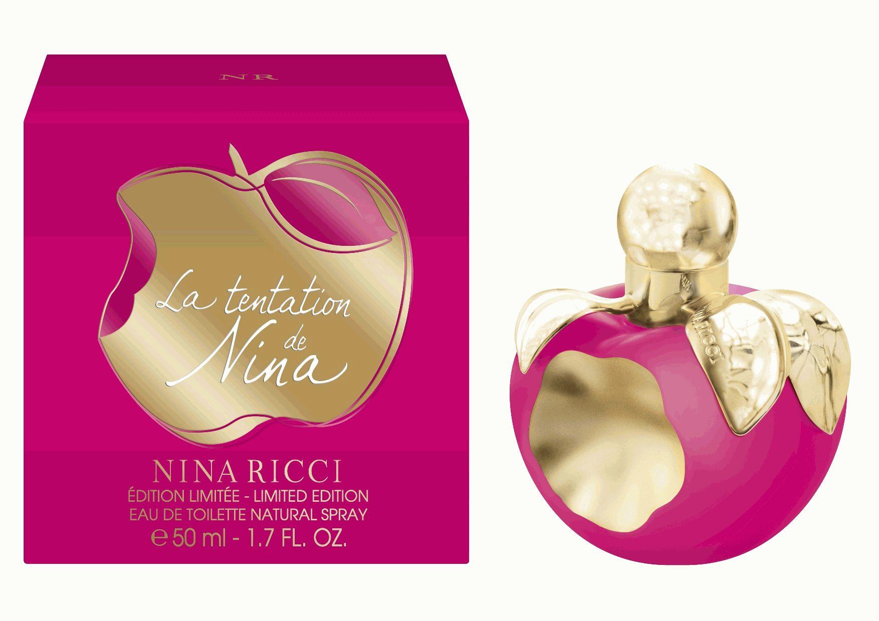 Nina Ricci,Laduree