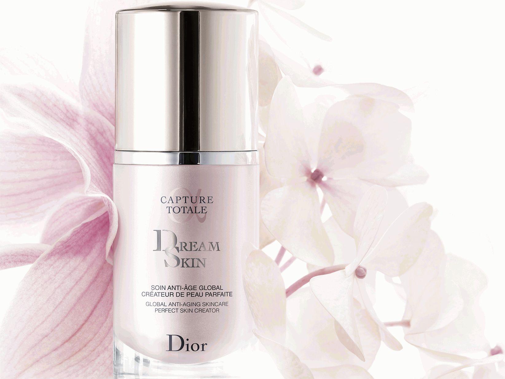 Capture Totale Dream Skin,Dior,сыворотка,крем,Ева Герцигова,видео