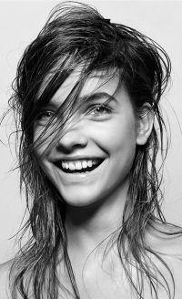 фотоприцел,барбара палвин,эффект мокрых волос,волосы,прическа,тренд,Marie Claire Hungary