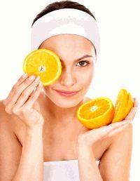 апельсиновые маски